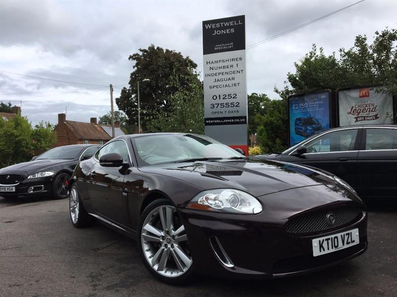 used Jaguar XK XK PORTFOLIO / The Best Colour Combination in farnborough-hampshire