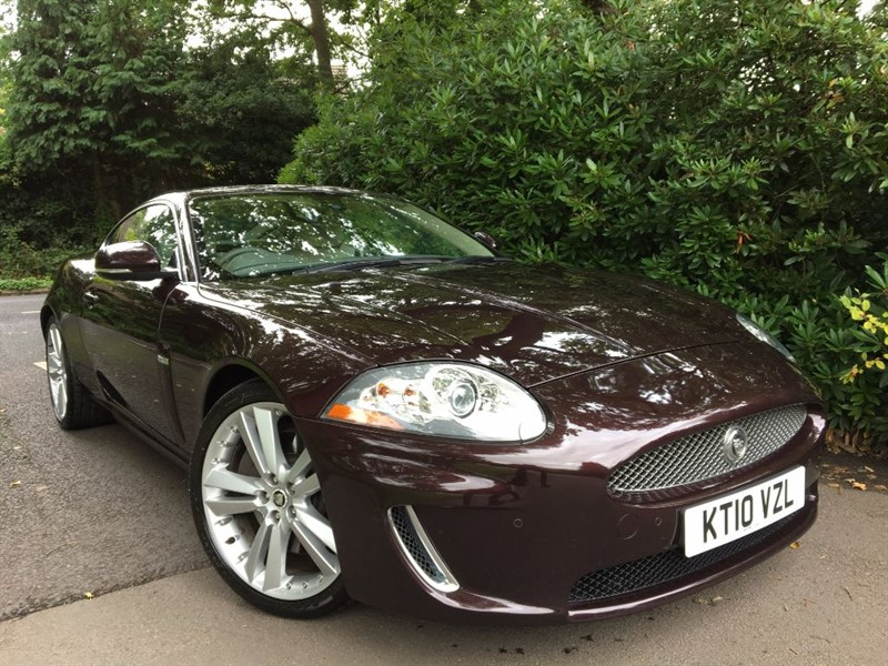 used Jaguar XK XK PORTFOLIO / The Best Colour Combination in farnborough-hampshire