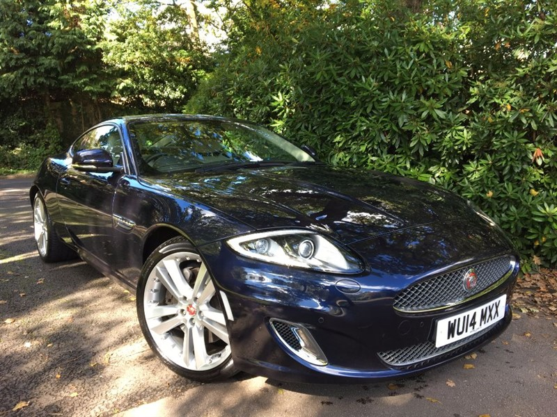 used Jaguar XK SIGNATURE / BEST COLOUR COMBINATION in farnborough-hampshire