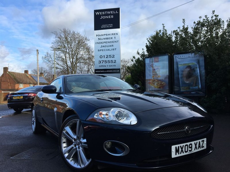 used Jaguar XK COUPE in farnborough-hampshire