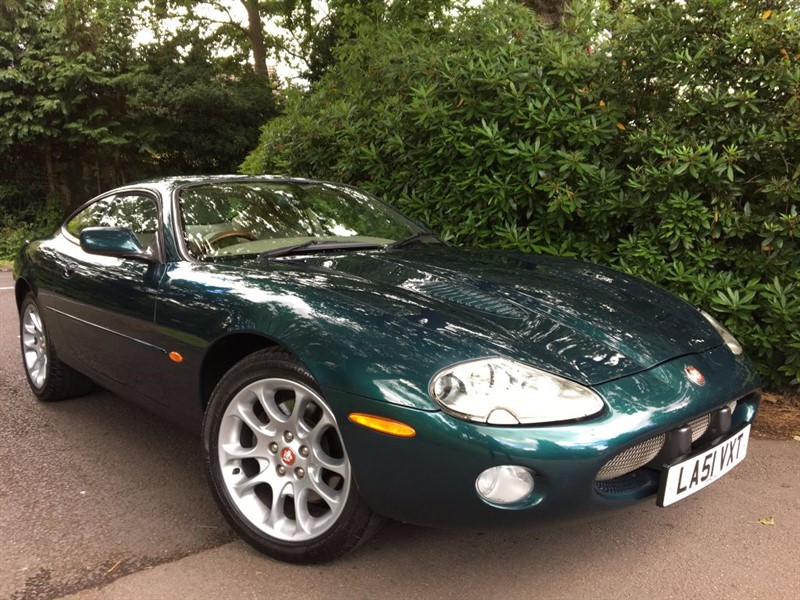 used Jaguar XKR XKR / EXTREMELY RARE AND VERY COLLECTABLE in farnborough-hampshire