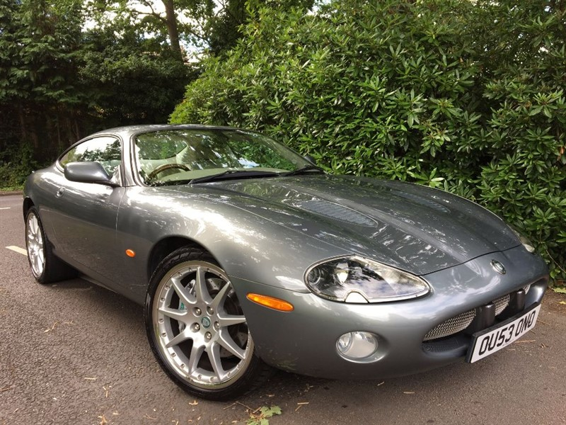 used Jaguar XKR XKR COUPE / Collectable car in farnborough-hampshire