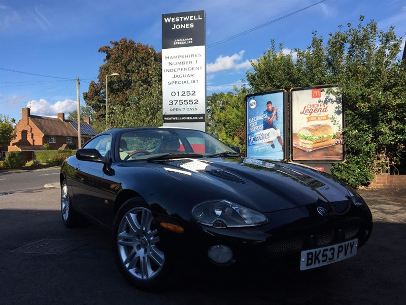 Jaguar XKR for sale