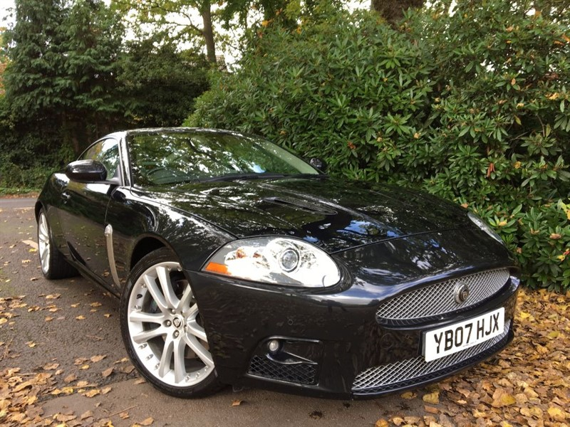 used Jaguar XKR XKR / LOW MILES AND IVORY HIDE in farnborough-hampshire