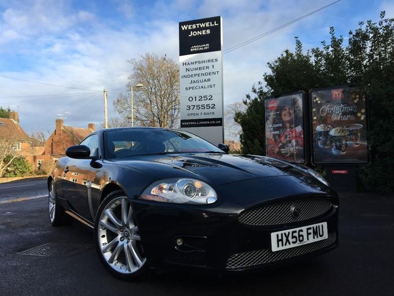 used Jaguar XKR XKR / ALL BLACK GUISE in farnborough-hampshire