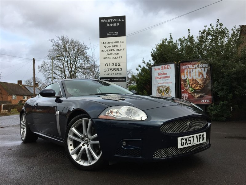used Jaguar XKR XKR SUPERCHARGED / VERY LOW MILEAGE in farnborough-hampshire