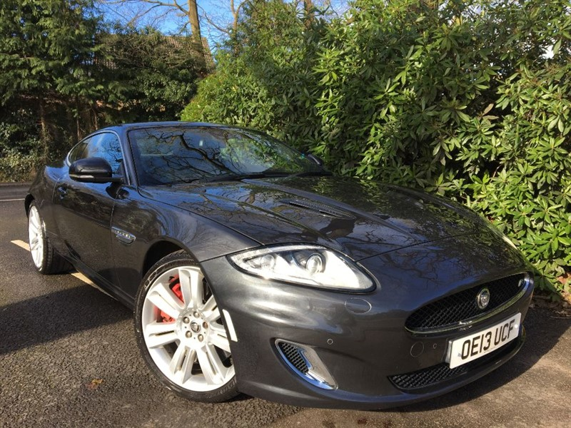 used Jaguar XKR R 5.0 SUPERCHARGED / STUNNING EXAMPLE in farnborough-hampshire
