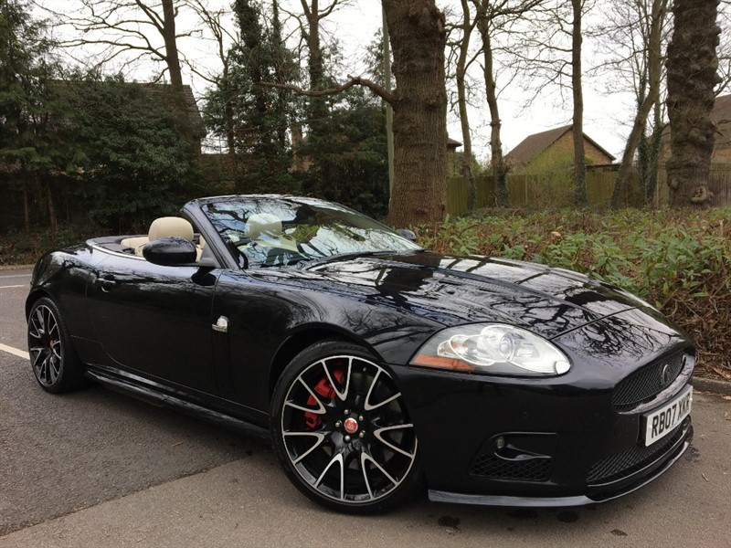 used Jaguar XKR 4.2 XKR SUPERCHARGED+DYNAMIC R LOOKALIKE in farnborough-hampshire