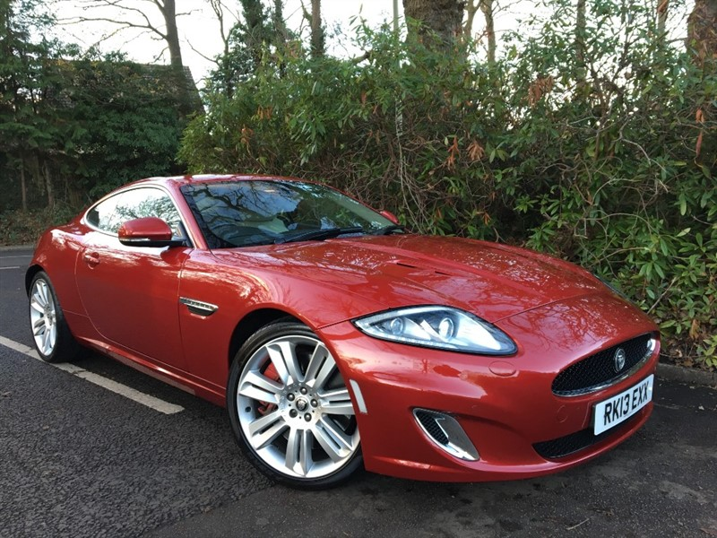used Jaguar XKR 5.0 R Supercharged / BEAUTIFUL COLOUR COMBINATION in farnborough-hampshire