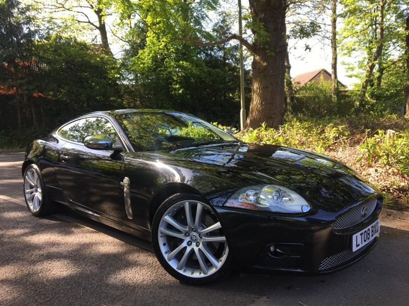 used Jaguar XKR XKR 4.2 SUPERCHARGED+GREAT VALUE FOR MONEY in farnborough-hampshire