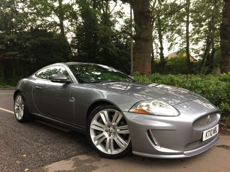 used Jaguar XKR XKR 5.0 SUPERCHARGED+STUNNING EXAMPLE in farnborough-hampshire