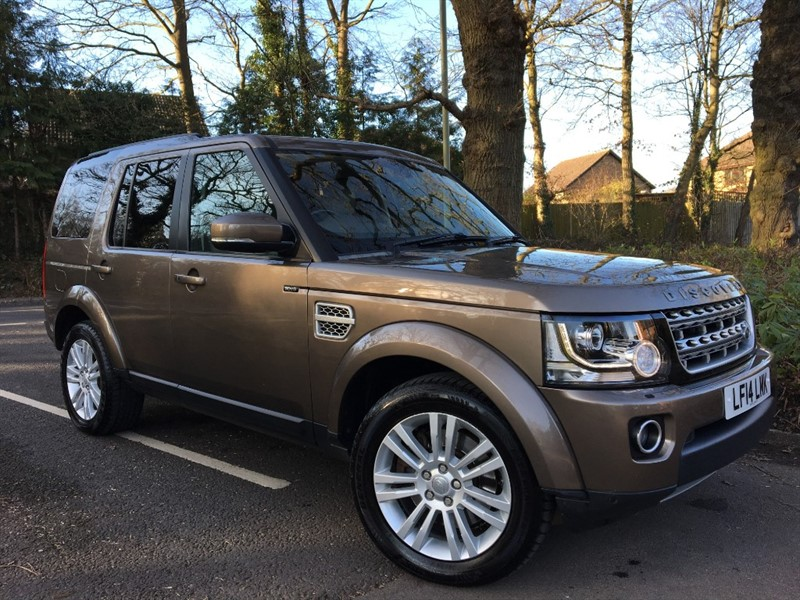 used Land Rover Discovery SDV6 HSE+7 SEATS+STUNNING COLOUR COMBINATION in farnborough-hampshire