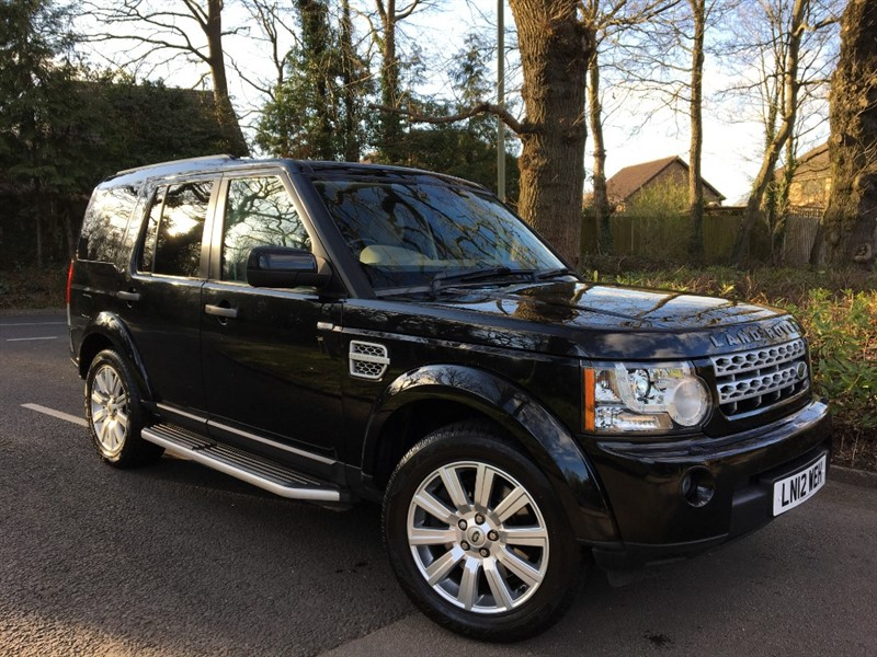 used Land Rover Discovery SDV6 HSE 7 SEATS+STUNNING COLOUR COMBINATION in farnborough-hampshire