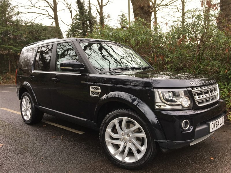 used Land Rover Discovery SDV6 HSE / TOP OF THE RANGE in farnborough-hampshire