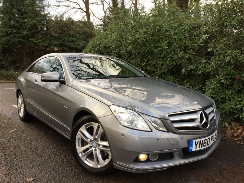 used Mercedes E250 CDI BLUEEFFICIENCY SE / GREAT VALUE FOR MONEY in farnborough-hampshire