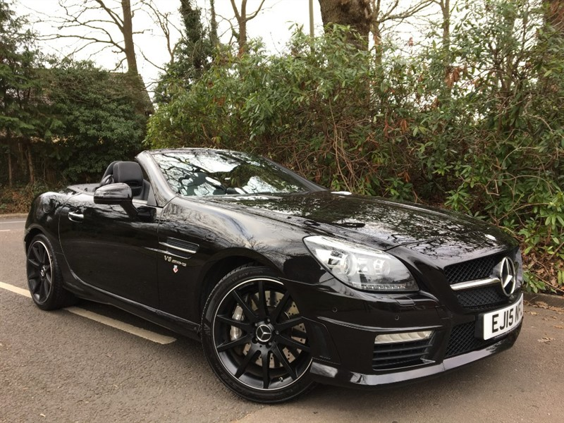 used Mercedes  SLK55 AMG in farnborough-hampshire