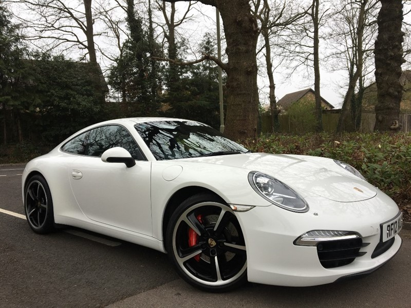 used Porsche 911 CARRERA S PDK+SPORTS EXHAUST+SUNROOF in farnborough-hampshire