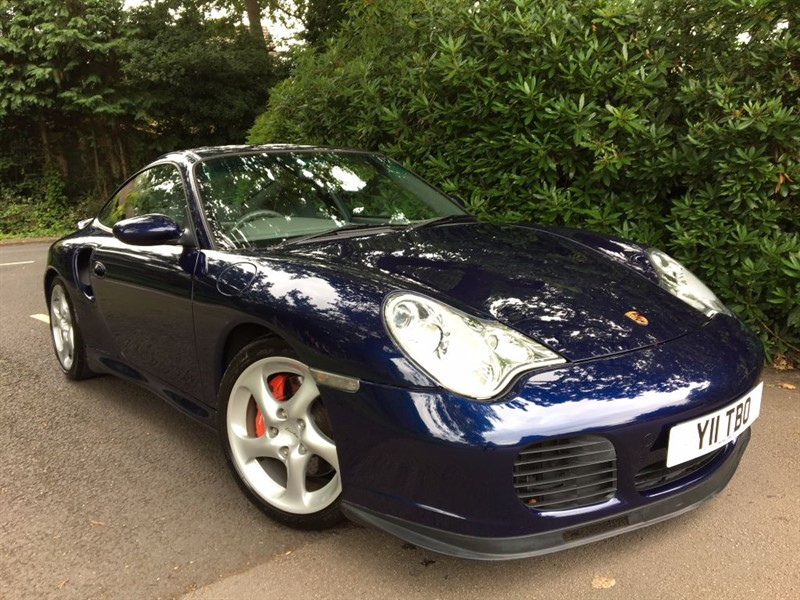 used Porsche 911 Turbo TIPTRONIC S / Very Collectable in farnborough-hampshire