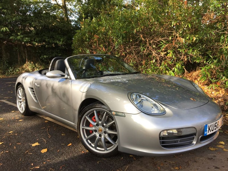 used Porsche Boxster 24V S / STUNNING COLOUR in farnborough-hampshire
