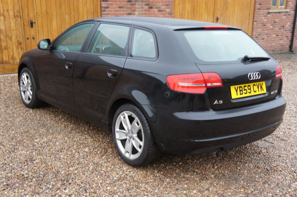Used Black Audi A For Sale West Yorkshire - Audi a3 sport