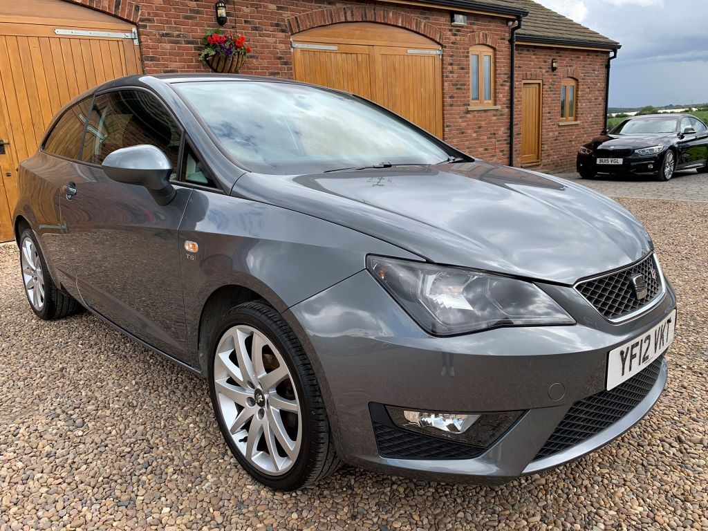 Used Grey Seat Ibiza For Sale West Yorkshire