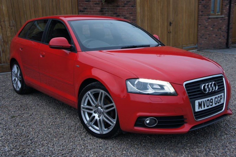 used Audi A3 TFSI S LINE in in-west-yorkshire