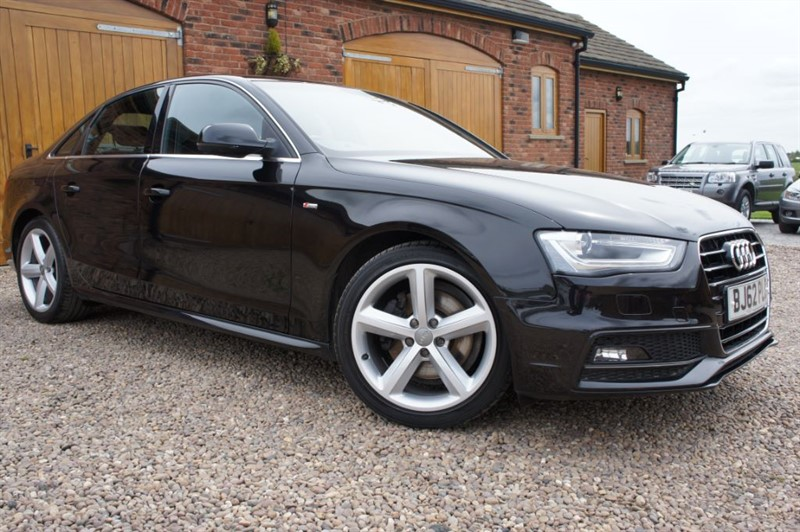 used Audi A4 TFSI S LINE S/S in in-west-yorkshire