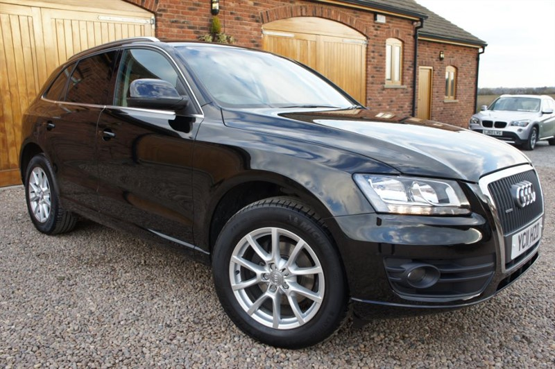 used Audi Q5 TDI QUATTRO SE in in-west-yorkshire