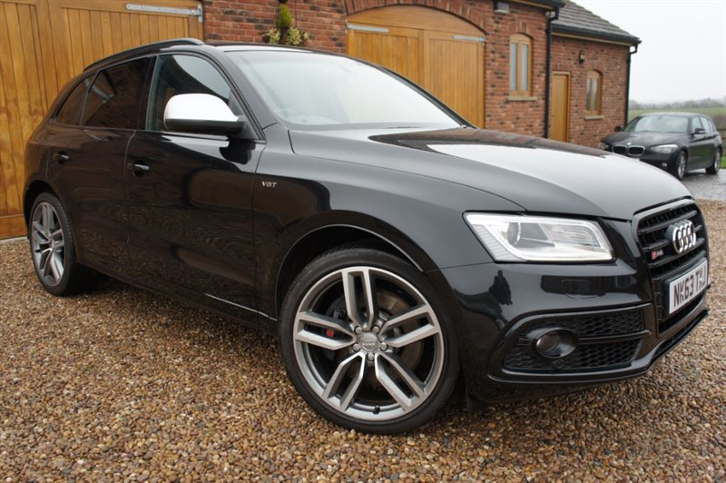 used Audi Q5 SQ5 TDI QUATTRO in in-west-yorkshire