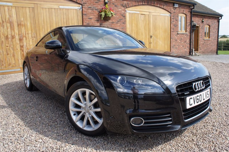 used Audi TT TDI QUATTRO SPORT, FULL SERVICE HISTORY in in-west-yorkshire