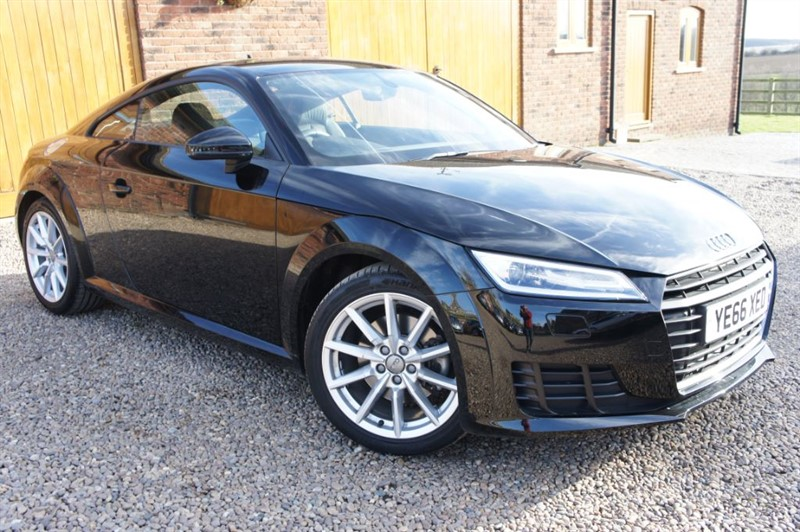 used Audi TT TFSI SPORT in in-west-yorkshire