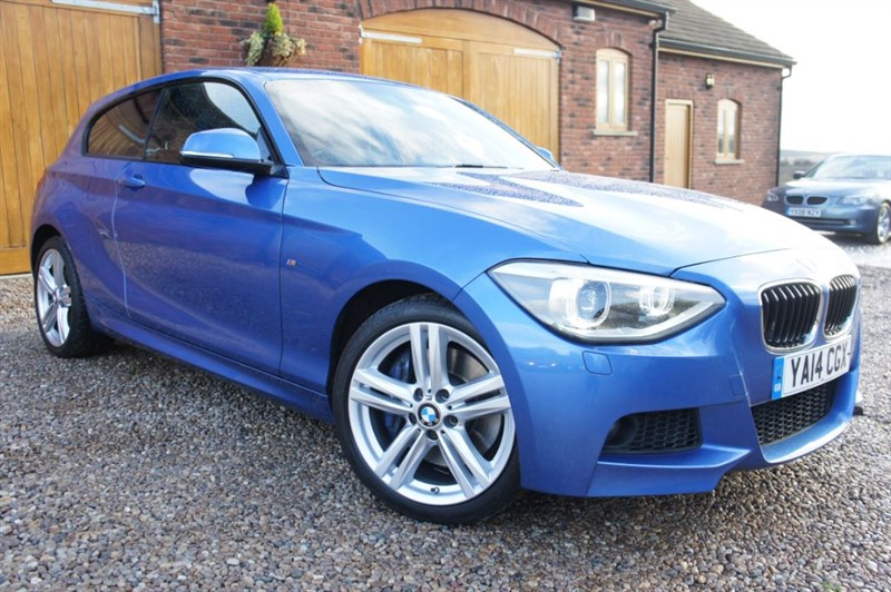 used BMW 116i M SPORT in in-west-yorkshire