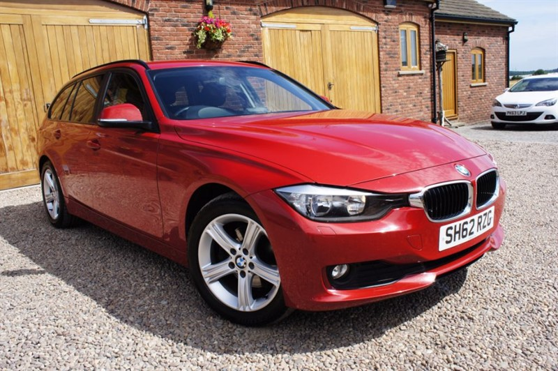 used BMW 320d SE TOURING, SAT NAV, BLUETOOTH, CRUISE CONTROL, POWER TAILGATE in in-west-yorkshire