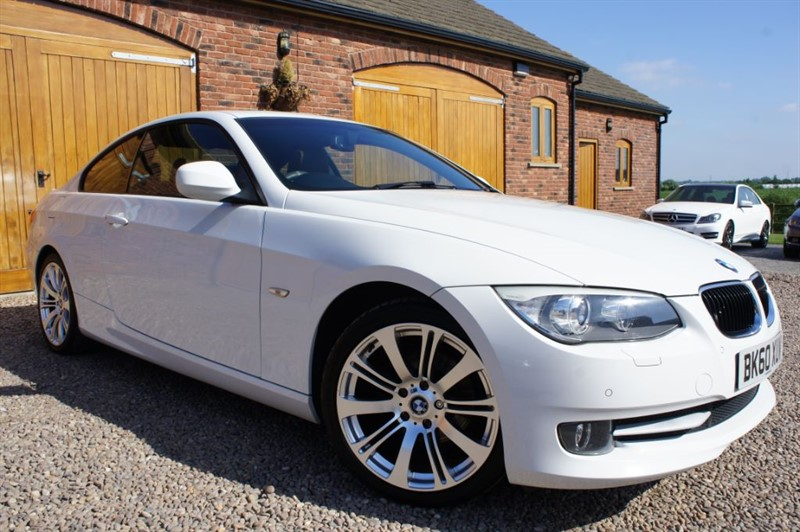 used BMW 320i SE in in-west-yorkshire