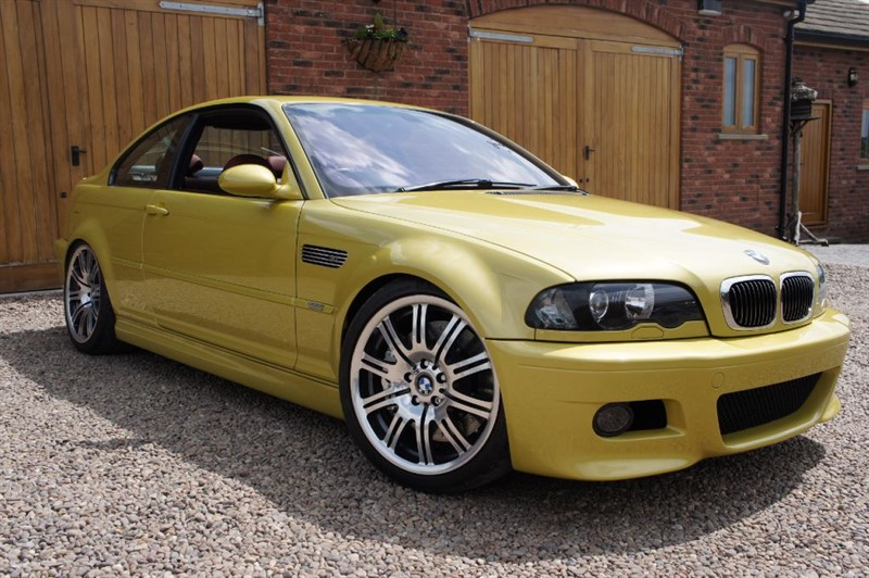 used BMW M3 SMG Coupe, IMMACULATE EXAMPLE, BRILLIANT SPECIFICATION in in-west-yorkshire