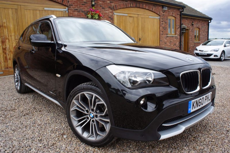 used BMW X1 XDRIVE20D SE, FULL HEATED LEATHER, BLUETOOTH in in-west-yorkshire