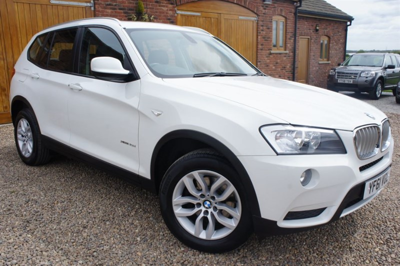 used BMW X3 XDRIVE30D SE in in-west-yorkshire