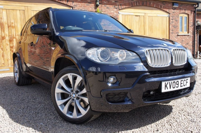 used BMW X5 SD M SPORT, 7 SEATS, SAT NAV, HEATED LEATHER, BLUETOOTH in in-west-yorkshire