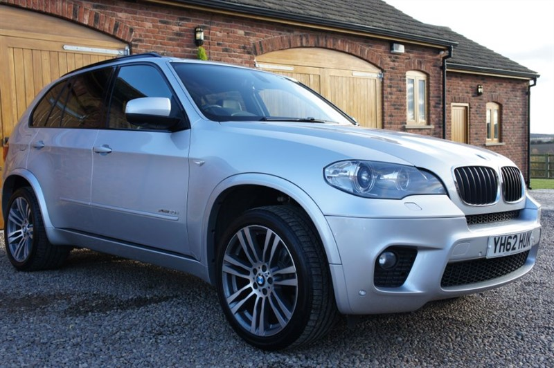 used BMW X5 XDRIVE30D M SPORT in in-west-yorkshire