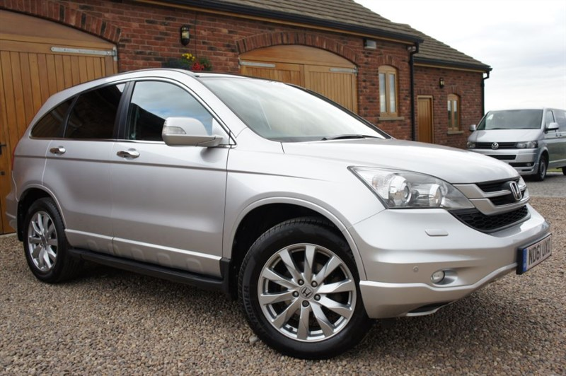 used Honda CR-V I-DTEC EX in in-west-yorkshire