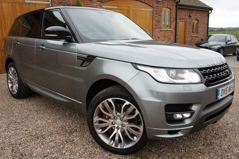 used Land Rover Range Rover Sport SDV6 AUTOBIOGRAPHY DYNAMIC in in-west-yorkshire