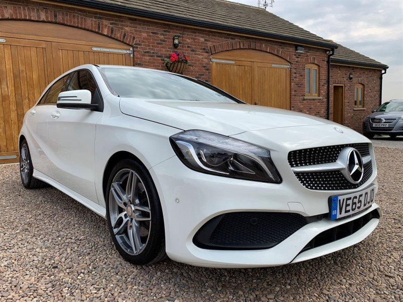 used Mercedes A220 A-CLASS AMG LINE D 4MATIC AMG LINE PREMIUM in in-west-yorkshire