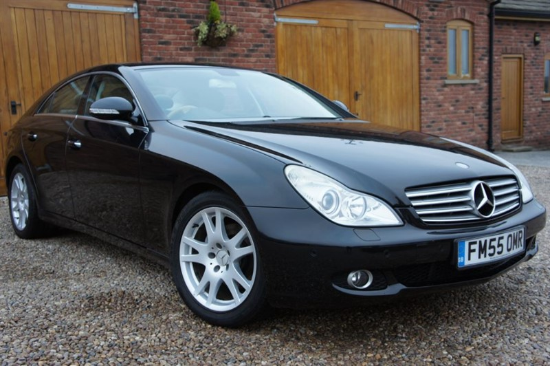 used Mercedes CLS CLS320 CDI AUTOMATIC FULL MERCEDES SERICE HISTORY in in-west-yorkshire