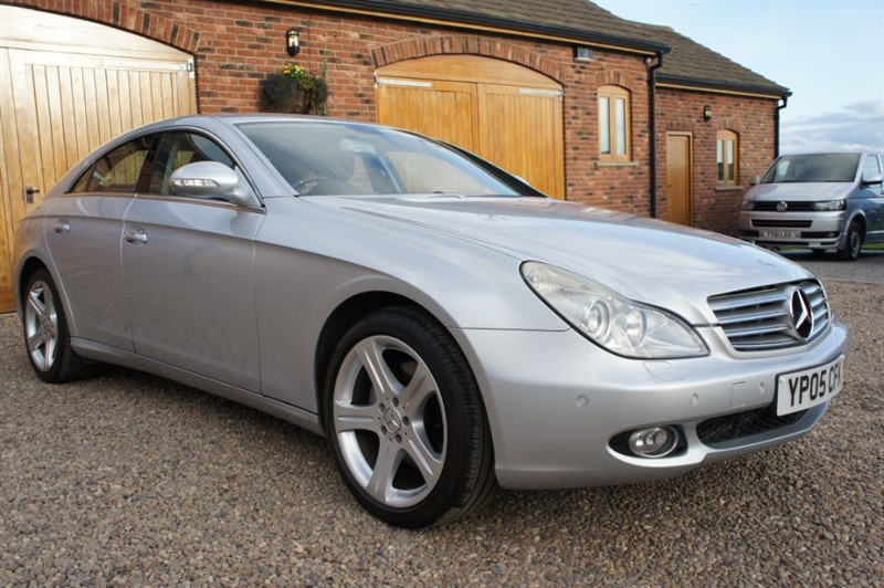 Mercedes CLS500 for sale
