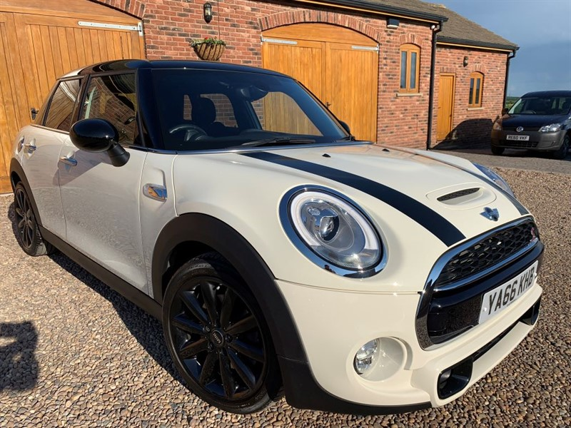 used MINI Hatch COOPER S in in-west-yorkshire