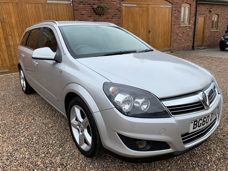 used Vauxhall Astra SRI in in-west-yorkshire