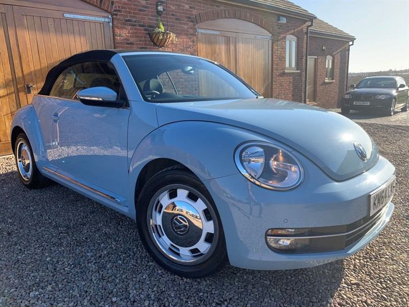 used VW Beetle DESIGN TDI DSG in in-west-yorkshire