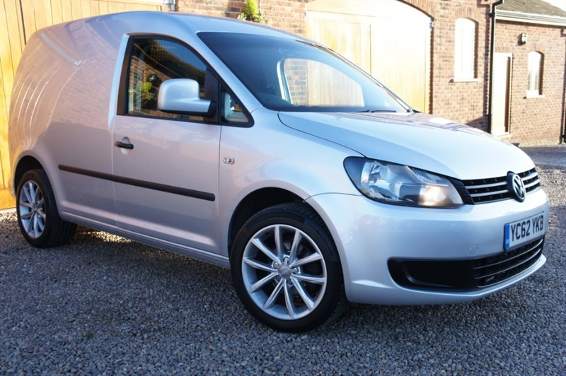 used VW Caddy C20 TDI 102 in in-west-yorkshire