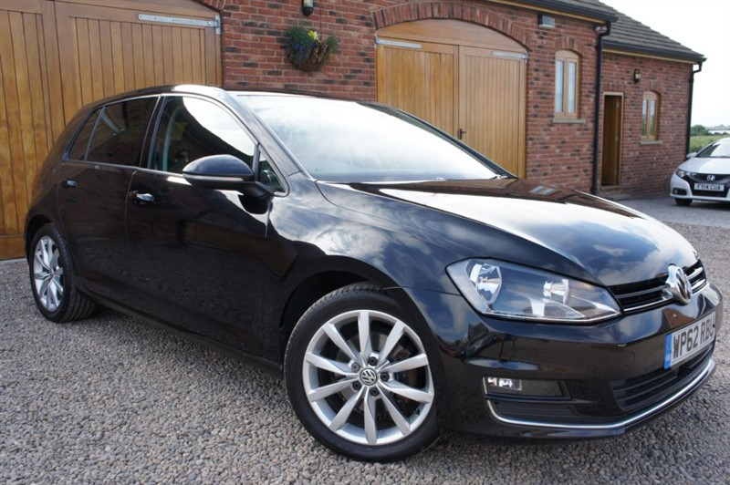 used VW Golf GT TDI BLUEMOTION TECHNOLOGY DSG in in-west-yorkshire