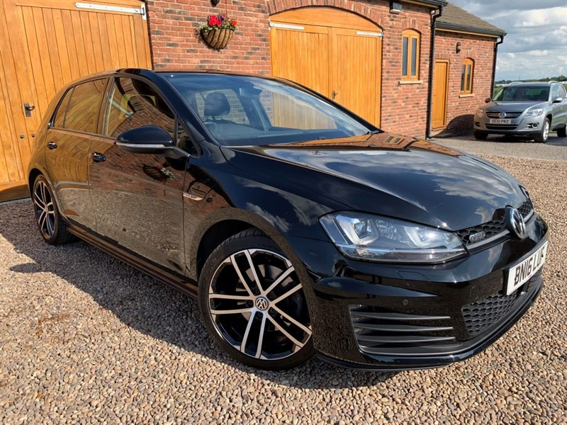 used VW Golf GTD in in-west-yorkshire
